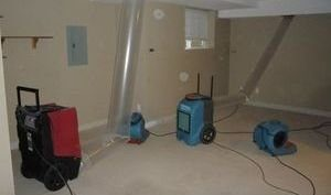 Water Damage Riviera Beach Vacuuming Attic
