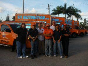911 Restoration Florida Crew